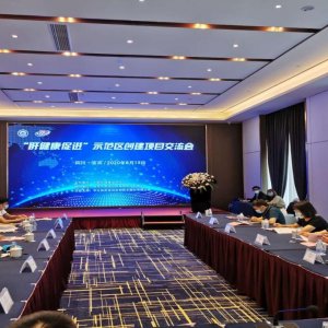 Liver Health Promotion Demonstration Area Project Launched in Yibin